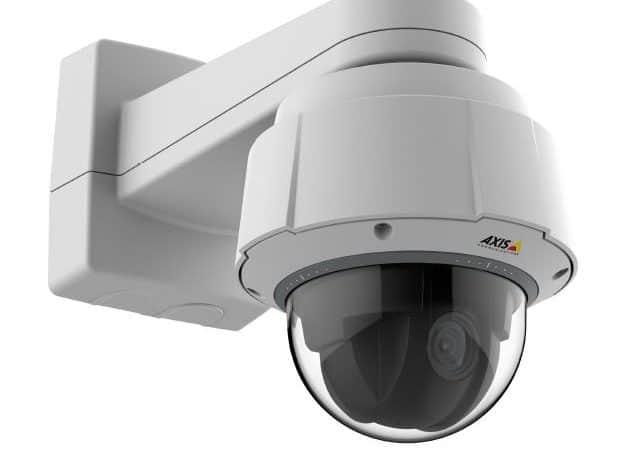 AXIS Q6055-E PTZ Dome Network Camera