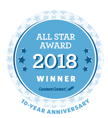 MoboTrex Earns 2018 Constant Contact All Star Award