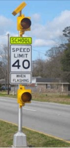 Carmanah R829 Series – School Zone Beacon