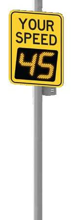 Carmanah Speedcheck – Radar Speed Signs