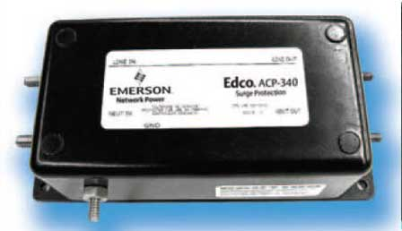 Emerson ACP-340 Surge Protector
