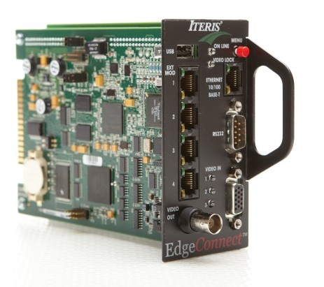 Iteris EdgeConnect Remote Communications Module