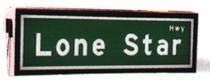 NSS LED Street Name Signs