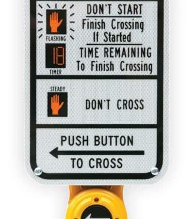 Polara i-Navigator 2-Wire Push Button Station