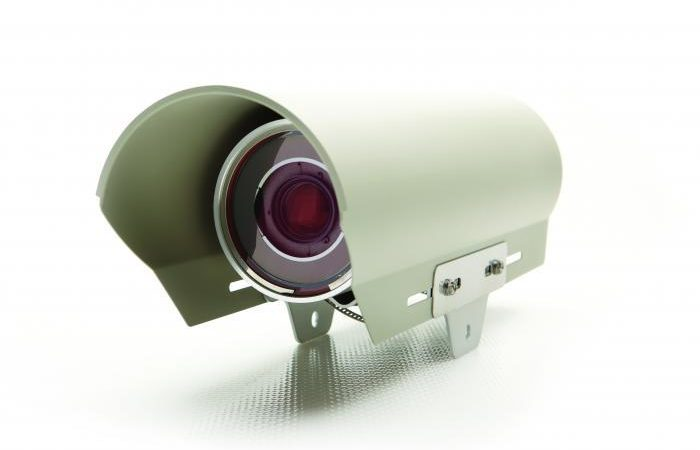 Iteris RZ-4 Advanced WDR Camera