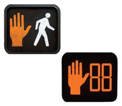 Dialight Pedestrian Signal LEDs