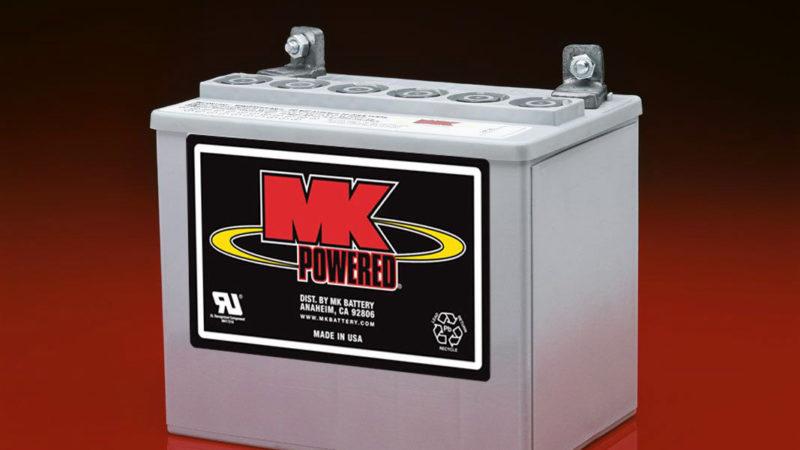 MK Batteries – 8A31 DT