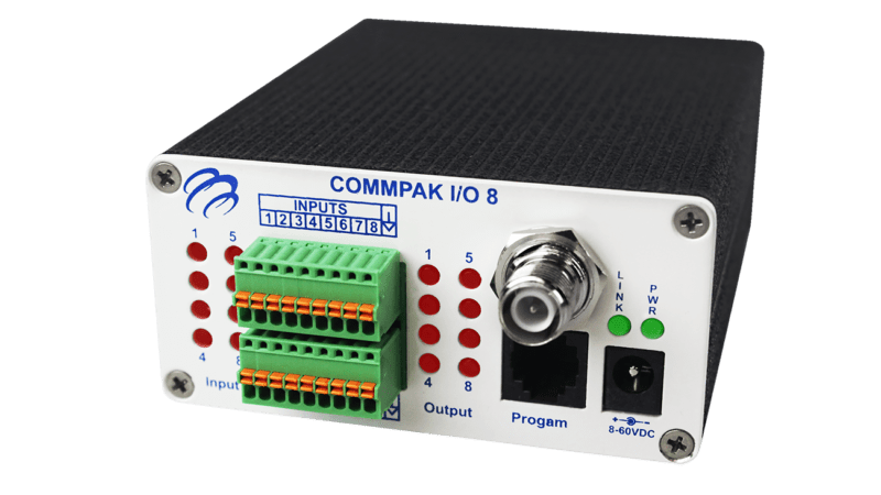 Encom COMMPAK I/O8
