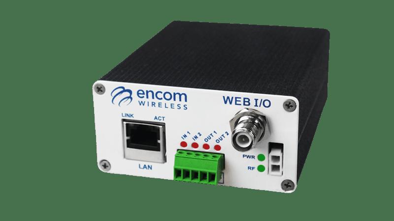 Encom Web I/O