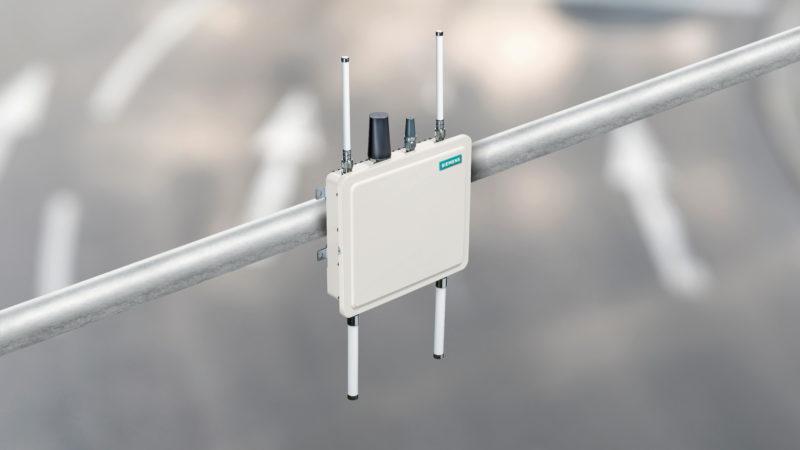 Siemens Connected Vehicle Roadside Unit (RSU)