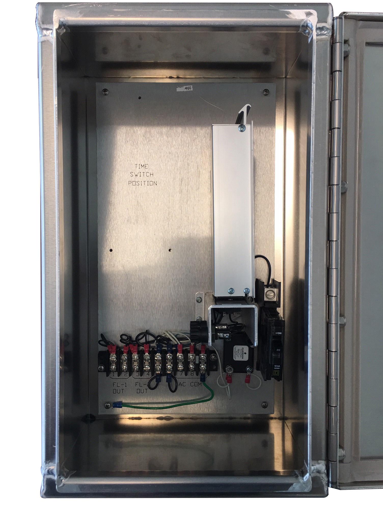 EL743BR Series ITS Equipment Cabinet