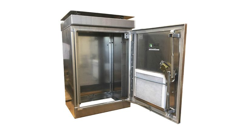 EL743BR Series ITS Equipment Cabinet