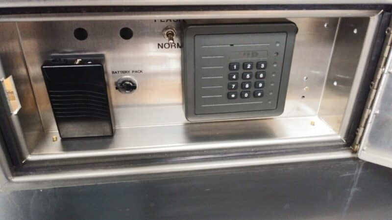 Eagle Electronic Cabinet Lock