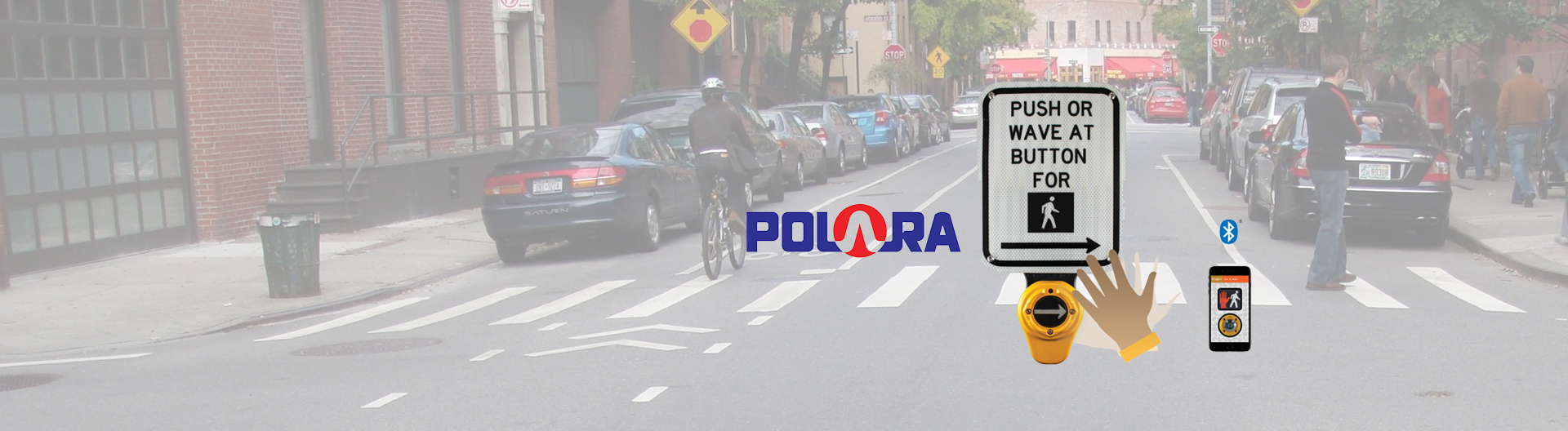 Polara traffic control iDetect Banner