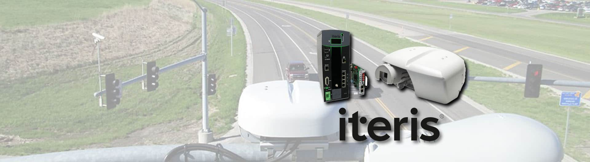 iteris traffic control brand